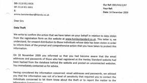 Henley Standard Hacked