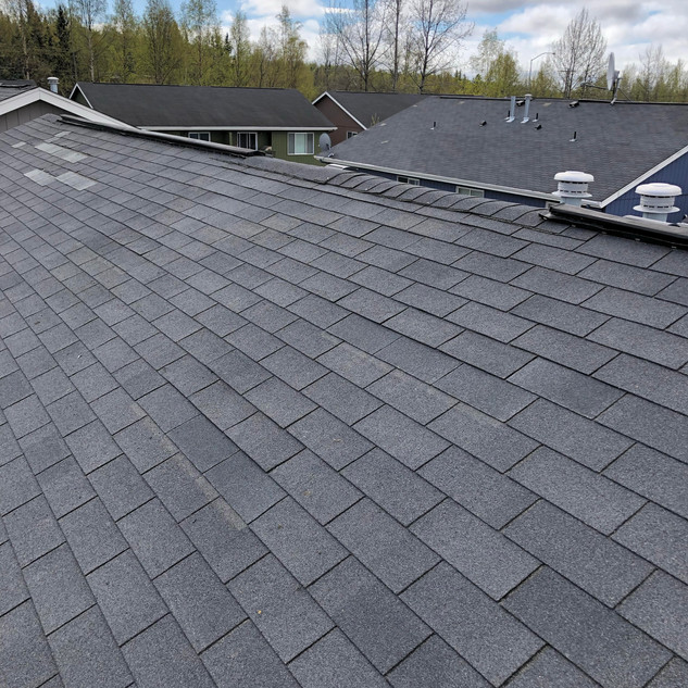 Roof Repair - After