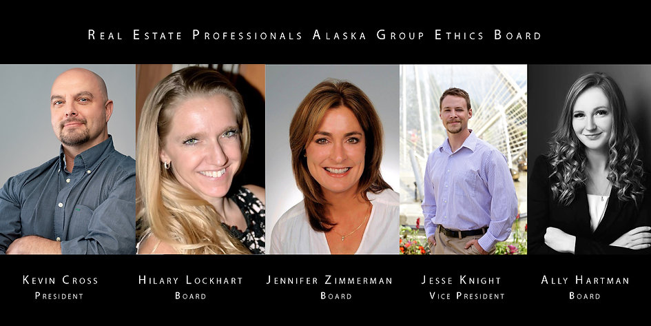 Real Estate Professionals Board Members.