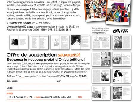 """Sauvage(s)"", publication"