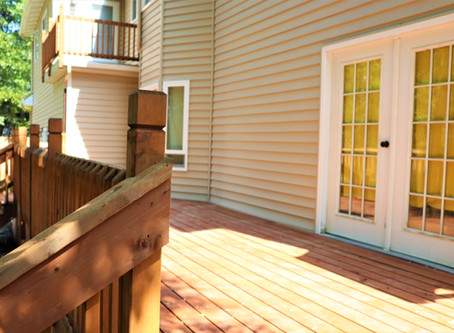 Learn more about our Deck Renovations and Services