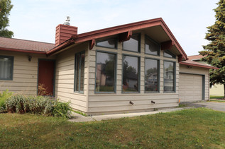 Exterior Paint - Before