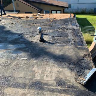 Roof Rehab - TAR Build Up
