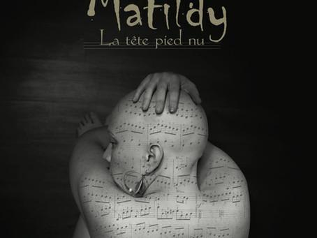 pochette de disque pour Matildy