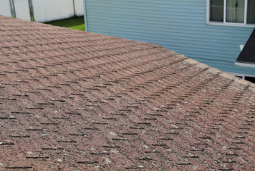 Campbell Reroof - Before
