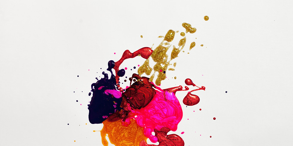 Learn to Pour Paint!