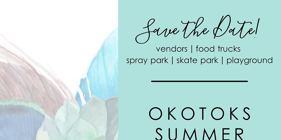 Okotoks Outdoor Summer Market