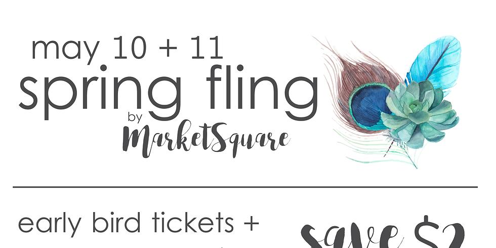 Spring Fling Market