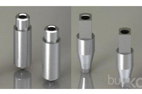 Dental Implant prosthesis Prosthestic special tool, Muliti unit abutment