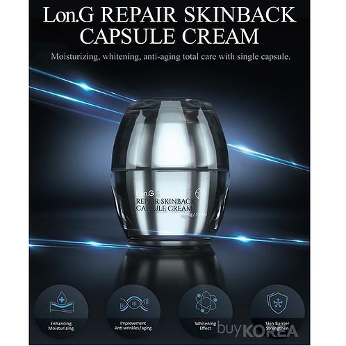 Repair Skin back Moisturizing Capsule Cream