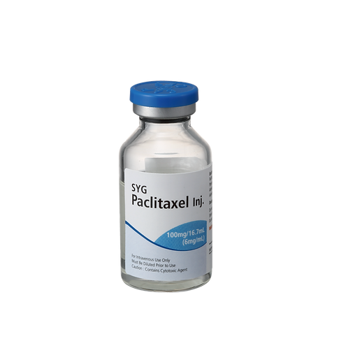 Paclitaxel Injection 30, 100, 300mg