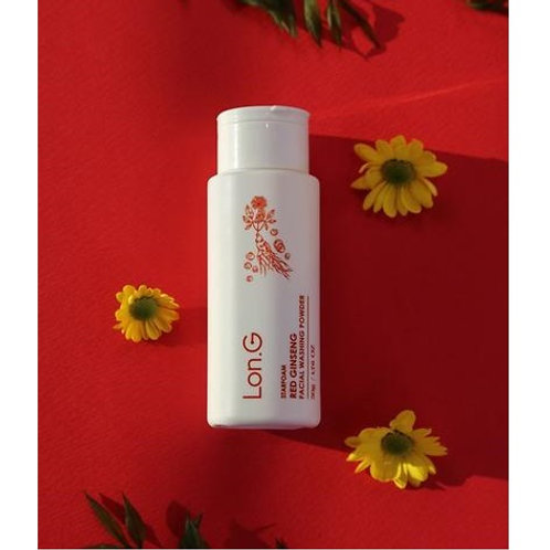 Starfoam-Red Ginseng Powder Wash