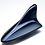 Thumbnail: Automotive Roof Antenna Radio GPS GNSS DAB SXM LTE Sharkfin multi-color