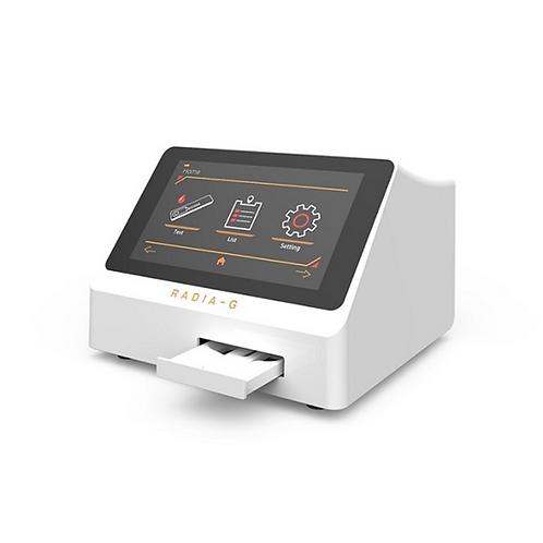 Radia-G Rapid Test Kit Analyzer