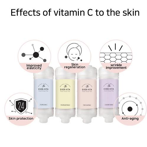 Ever-vita vitamin shower filter