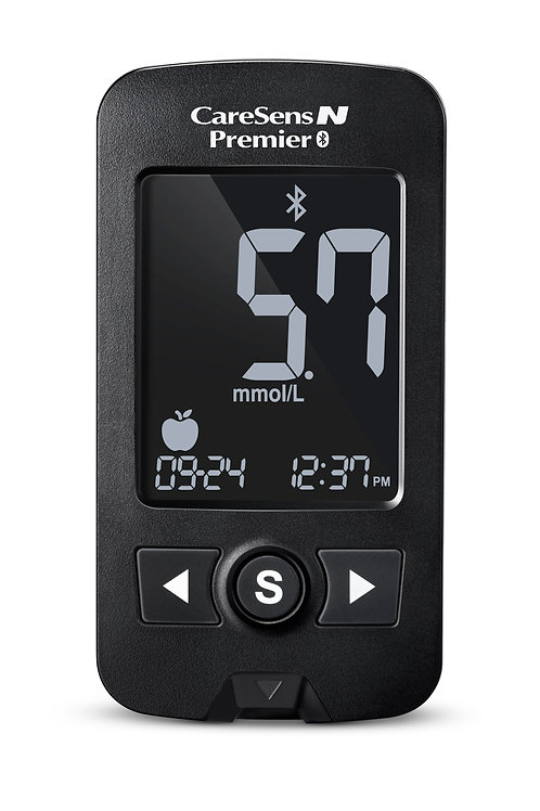 CareSens Dual, Blood Glucose Meter