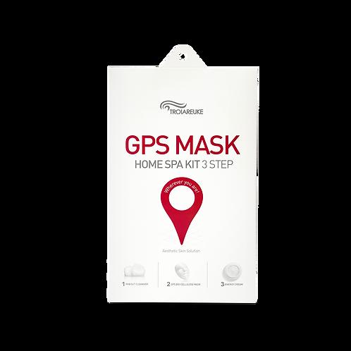 TROIAREUKE GPS MASK HOME SPA KIT– 3 STEP