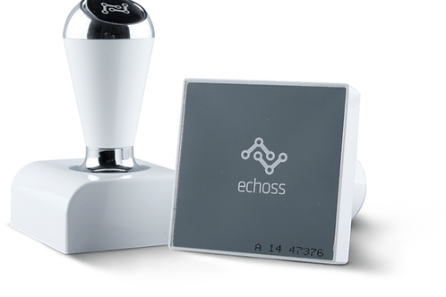 Echoss Smart Stamp and Echoss Platform
