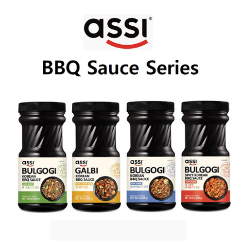 Korean BBQ (Galbi) Sauce for Ribs
