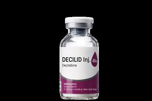 Decitabine 40mg Injection