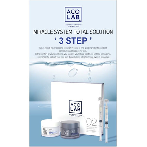 ACOLAP SET Peeing Cream, MTS, Moisturizing Cream