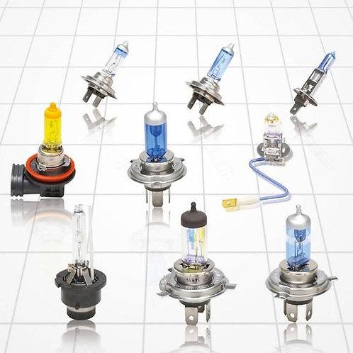 Automotive Halogen Bulb, Lamp