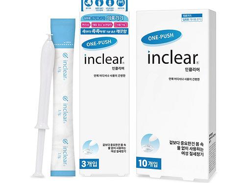 Disposable Feminine Cleanser, syringe type