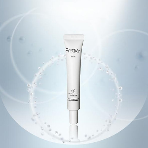 Silky Brightening Facial BP Cream
