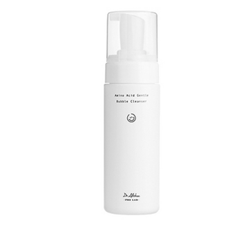 Amino acid gentle bubble cleanser