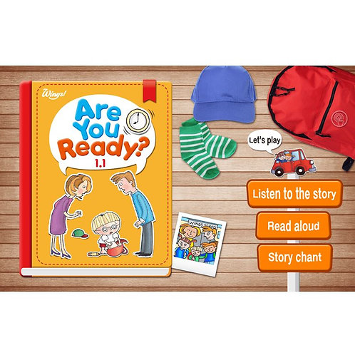 Interactive and Fun English Learning Program for Digital Kids