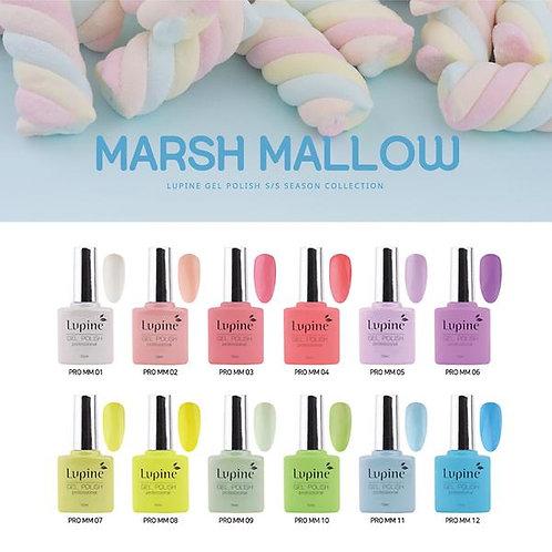 lupine gel polish-nail art-LED,UV lamp use-10ml-ulti color