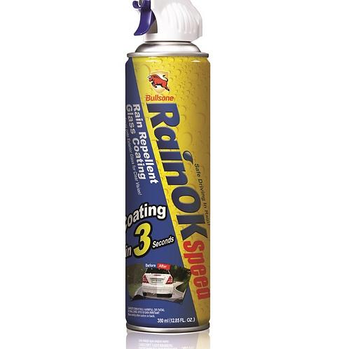 RainOK Speed - Rain Repellent Glass coating