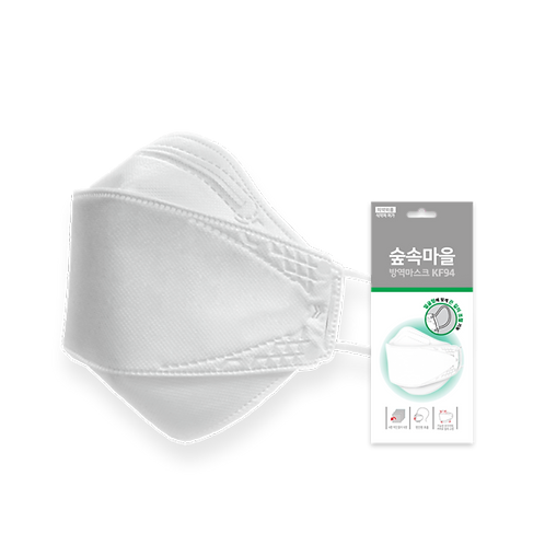 Forest Vilage Anti Infection KF94 Mask Extra Small