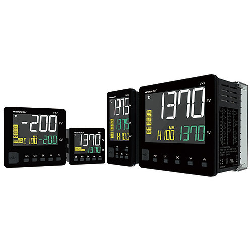 VX4 high-performance LCD temperature controller
