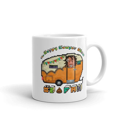 The Happy Camper Show #2 Fan Mug