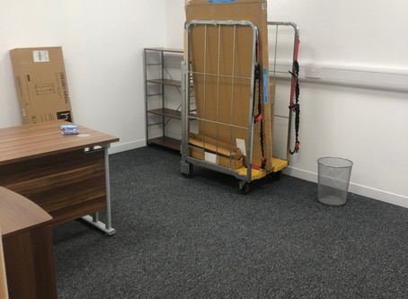 My New studio, or is it?