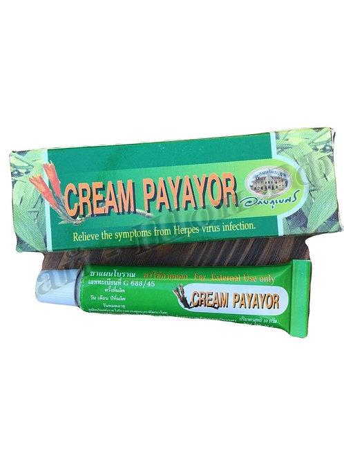 """Крем от герпеса и аллергии """"Payayor cream"""""""
