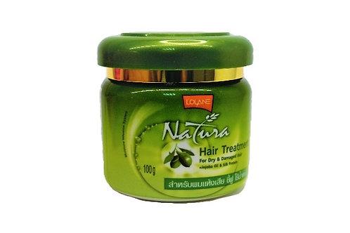 Маска для волос с маслом жожоба и протеинами шелка 100 мл