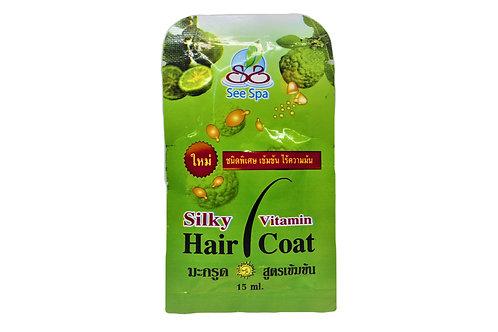 Cыворотка для волос Wanthai 15 мл WANTHAI Silky Hair Coat Size 15 ml