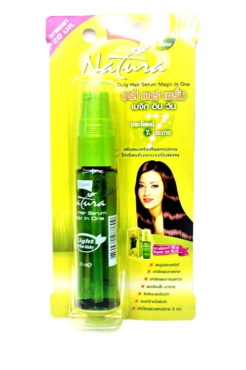 Lolane Natura Daily Hair Serum /Многофункциональная сыворотка для волос 20 мл