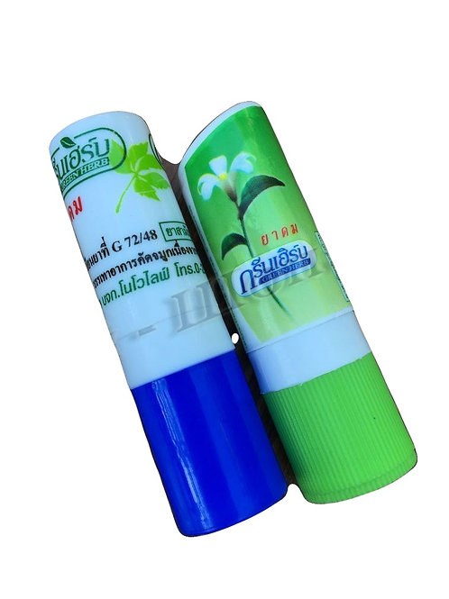 Тайский мини-ингалятор на основе эфирных масел 2мл/ Peppermint Field Aromatic