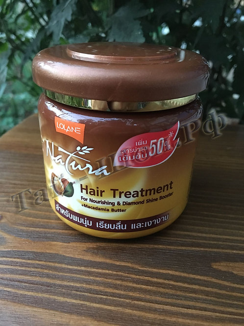 Маска-бальзам для восстановления сухих и ломких волос с маслом макадамии 250 гр