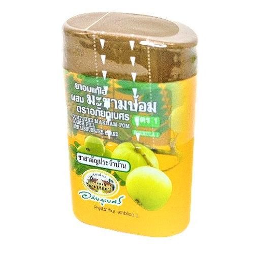 Тайские шарики от кашля с Эмболикой и мёдом 150 шт.