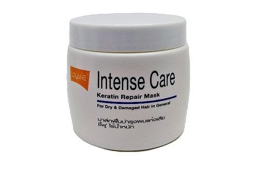 Маска с кератином для восстановления поврежденных волос (200 мл)