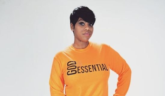 "(PRE-ORDER) ""GOD IS ESSENTIAL"" Tee, Orange -"