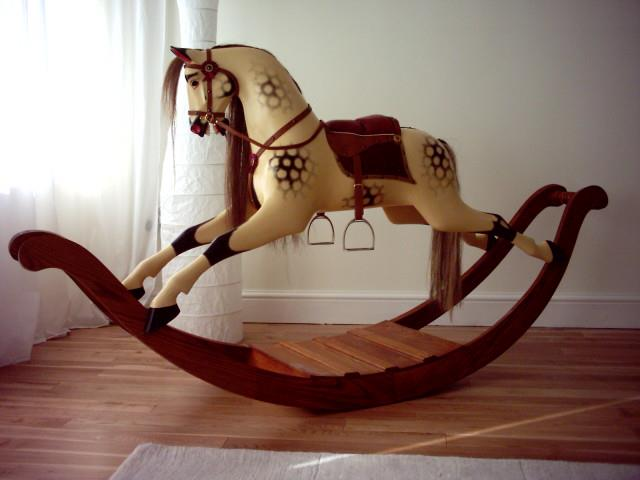 Sam Glass Rocking Horses
