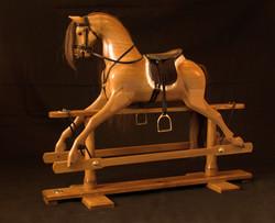 Sam Glass Rocking Horses