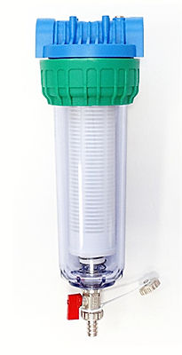 samočistilni meanski flter za vodo
