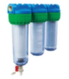 eko triplex mago eko fos trojni hišni filter za vodo