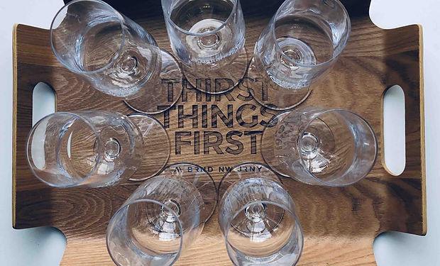 graveren glas een persoonlijk afscheid 3